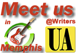 Meet Us in Memphis @WritersUA Contest