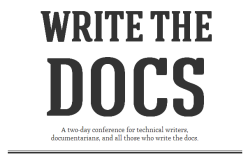 Write the Docs conference