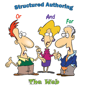 poll- structured authoring and web content